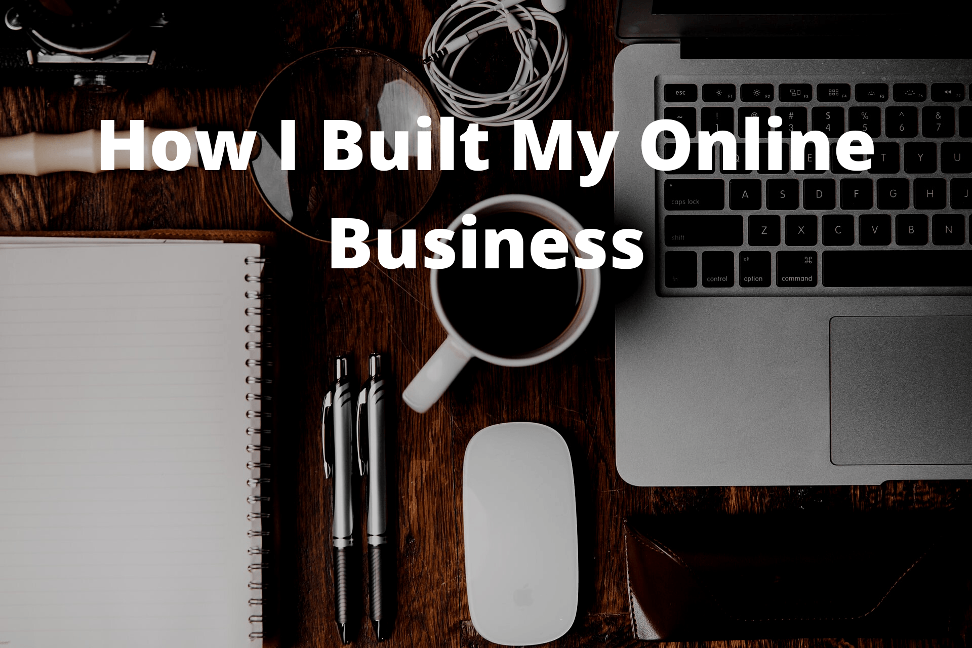 Wealthy Affiliate Review - How I Built My Online Business