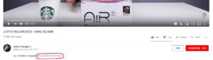 Youtube Affiliate Marketing Example