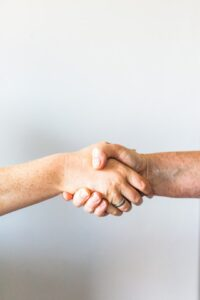 Introduction Handshake