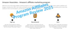 Amazon Affiliates Program Review - Is it Still Good